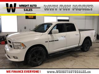 Used 2012 Dodge Ram 1500 Sport|LEATHER|4X4|BLUETOOTH|138,733 KM for sale in Cambridge, ON