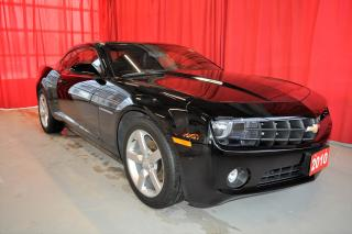 Used 2010 Chevrolet Camaro 2LT Coupe | Leather | Remote Start for sale in Listowel, ON