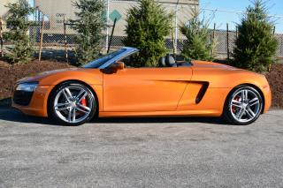 Used 2015 Audi R8 V10 Spyder S-Tronic Quattro for sale in Vancouver, BC