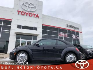 Used 2013 Volkswagen Beetle Coupe Fender Edition ONLY 15,000KM for sale in Burlington, ON