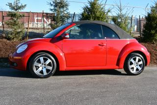 Used 2006 Volkswagen New Beetle Convertible 2.5 Convertible for sale in Vancouver, BC