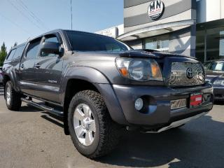 Used 2010 Toyota Tacoma SR5 TRD SPORT CREW CAB PICKUP WITH MATCHING CANOPY for sale in Langley, BC