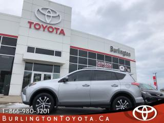 Used 2016 Toyota RAV4 LE ALL WHEEL DRIVE for sale in Burlington, ON