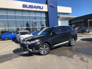 Used 2019 Mitsubishi Outlander ES AWC Premium - 7 Passenger for sale in Port Coquitlam, BC