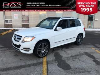 Used 2014 Mercedes-Benz GLK-Class 250 BlueTec LEATHER/PANORAMIC SUNROOF for sale in North York, ON