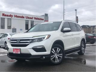 Used 2016 Honda Pilot EX-L | Leather | Sunroof | Running Boards for sale in Mississauga, ON