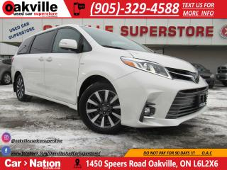 Used 2018 Toyota Sienna LIMITED | AWD | NAVI | SUNROOF | 1 OWNER for sale in Oakville, ON