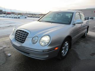 Used 2004 Kia Amanti Fully loaded! for sale in Brampton, ON