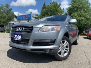 Used 2009 Audi Q7 quattro 4dr 3.6L* 5 PASSENGER, ACCIDENT FREE & 1YR WARRANTY* for sale in Brampton, ON