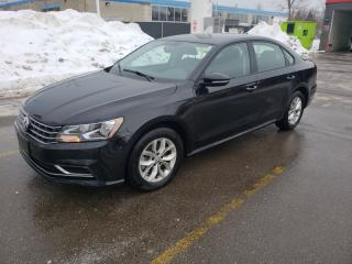Used 2018 Volkswagen Passat Trendline+ Auto for sale in Toronto, ON