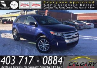 Used 2013 Ford Edge 4DR Sel AWD for sale in Calgary, AB