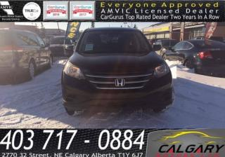 Used 2013 Honda CR-V AWD 5dr LX for sale in Calgary, AB