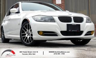 Used 2010 BMW 3 Series 335i |xDrive |AWD|Navigation|Sunroof|Heated Seat|Memory Seat for sale in Toronto, ON
