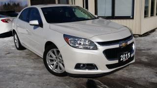 Used 2015 Chevrolet Malibu 2LT for sale in Kitchener, ON