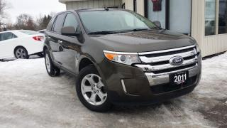 Used 2011 Ford Edge SEL AWD for sale in Kitchener, ON