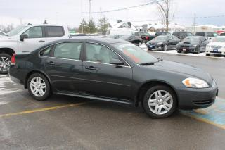 Used 2013 Chevrolet Impala LT for sale in Carleton Place, ON