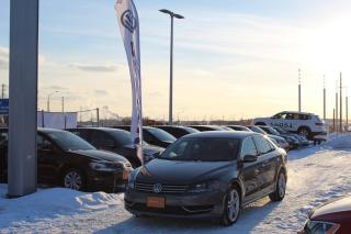 Used 2012 Volkswagen Passat 2.5L Comfortline (A6) for sale in Whitby, ON