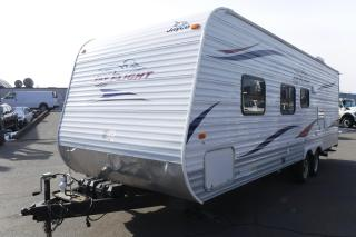 Used 2011 Jayco Jayflight 26BH 26 Foot Travel Trailer for sale in Burnaby, BC
