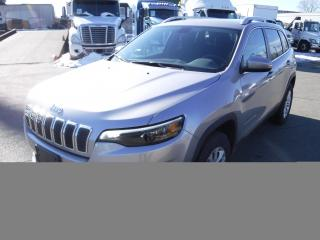 Used 2019 Jeep Cherokee NORTH EDITION 4WD for sale in Burnaby, BC