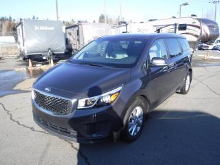 Used 2018 Kia Sedona LX 8 Passenger for sale in Burnaby, BC
