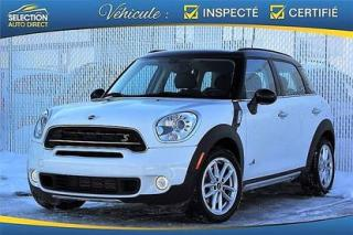 Used 2015 MINI Cooper Countryman ALL4 S for sale in Ste-Rose, QC