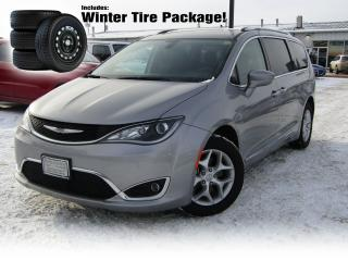 Used 2017 Chrysler Pacifica Touring L Plus for sale in Brandon, MB