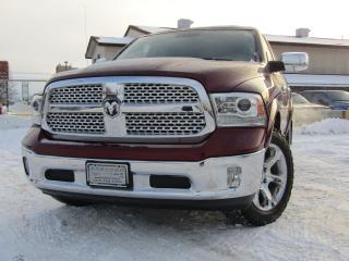 Used 2016 RAM 1500 Laramie for sale in Brandon, MB