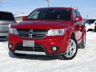 Used 2015 Dodge Journey R/T for sale in Brandon, MB