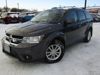 Used 2014 Dodge Journey SXT for sale in Brandon, MB