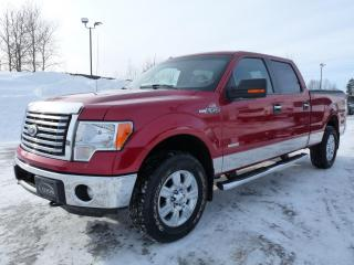Used 2011 Ford F-150 XTR  CREW ÉCOBOOST 3.5L 4X4 for sale in Vallée-Jonction, QC