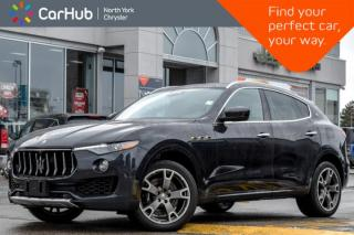 Used 2017 Maserati Levante S|AWD|Pano_Sunroof|Heat.Frnt.Seats|H/K.Audio|Bluetooth|20