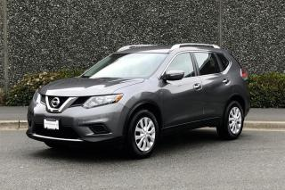 Used 2016 Nissan Rogue S FWD CVT for sale in Vancouver, BC