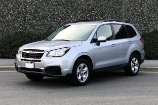 Used 2017 Subaru Forester 2.5i CVT for sale in Vancouver, BC