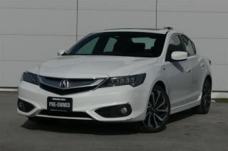 Used 2016 Acura ILX A-Spec *NAVI for sale in Vancouver, BC