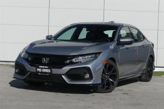 Used 2018 Honda Civic Hatchback Sport Touring HS CVT for sale in Vancouver, BC