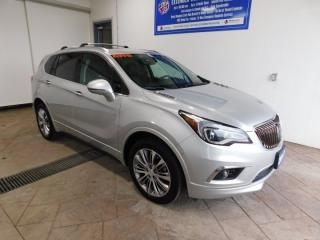 Used 2017 Buick Envision Premium II LEATHER SUNROOF for sale in Listowel, ON