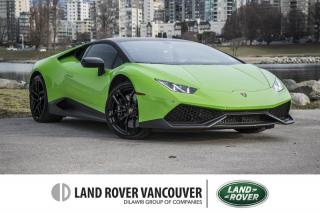 Used 2016 Lamborghini Huracan LP 610-4 *All Wheel Drive! for sale in Vancouver, BC