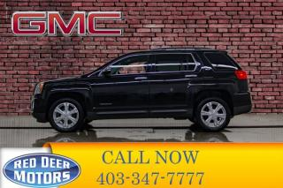 Used 2017 GMC Terrain AWD SLT Leather Nav BCam for sale in Red Deer, AB