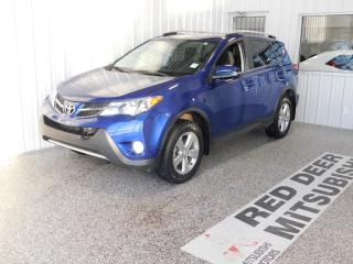 Used 2014 Toyota RAV4 XLE for sale in Red Deer, AB