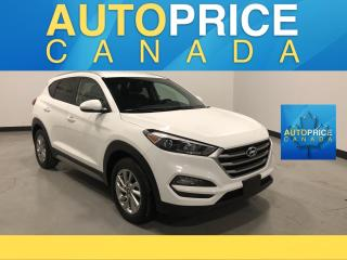 Used 2017 Hyundai Tucson Premium REAR CAM|HEATED SEATS for sale in Mississauga, ON