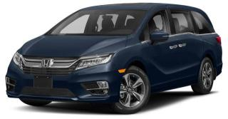 New 2019 Honda Odyssey Touring for sale in Vancouver, BC