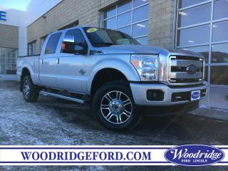Used 2015 Ford F-350 Lariat for sale in Calgary, AB