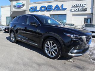 Used 2017 Mazda CX-9 Grand Touring AWD 7 PASSENGERS LEATHER NAVIGATION . for sale in Ottawa, ON