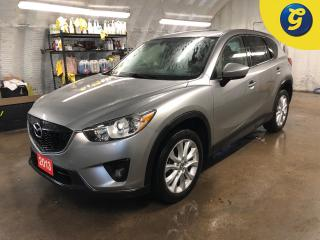 Used 2013 Mazda CX-5 GT * AWD * Sunroof *  Leather interior * BOSE sound system * Remote start * Heated front seats * Reverse camera * Power drivers seat lumbar * Hands fr for sale in Cambridge, ON