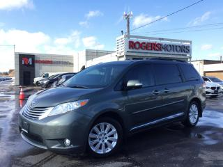 Used 2013 Toyota Sienna XLE AWD - 7 PASS - NAVI - DVD - LEATHER - SUNROOF for sale in Oakville, ON