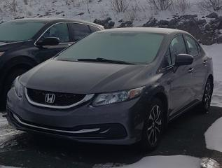 Used 2015 Honda Civic EX for sale in St. John's, NL