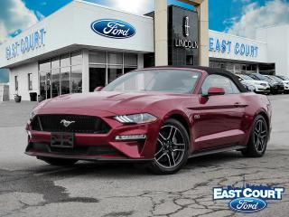 Used 2018 Ford Mustang GTPrem|Convert|Demo/CAP|401A|NAV|AUTO|$165/wk for sale in Scarborough, ON