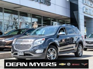 Used 2016 Chevrolet Equinox LTZ for sale in North York, ON