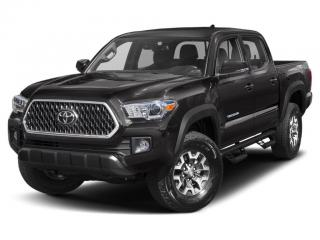 New 2019 Toyota Tacoma TRD Off Road for sale in Moncton, NB