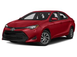 New 2019 Toyota Corolla LE for sale in Moncton, NB